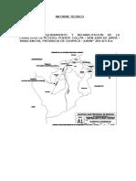 Informe de Construccion i - Carretera Chupaca...