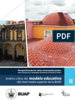 Vol II Analisis Critico Del Modelo Educativo Del Nivel Medio Superior de La BUAP (1)
