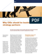 McKinsey_Why CIOs Should Be Business-strategy Partners