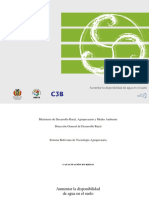 Aumentar la disponibilidad de agua en el suelo (Documento tecnico).pdf