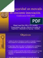 Confer en CIA Chile