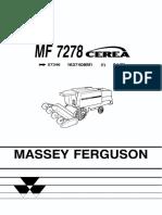 MF 7278 Cerea