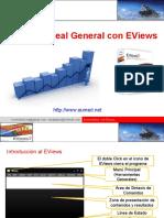 Manual Eview