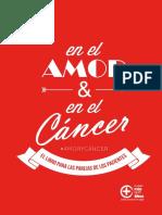 WEB en El Amor y en El Cancer Primera Edicion