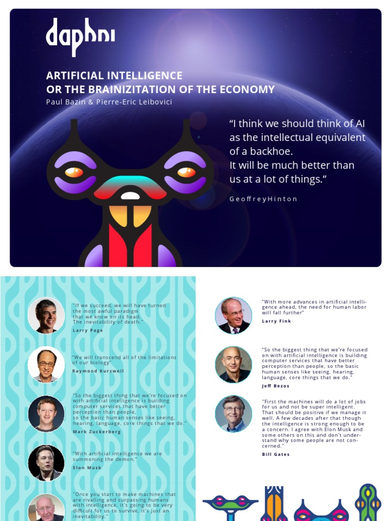 Daphni - Da AI Report | Artificial Intelligence | Technology