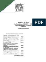 Manual Técnico 9650 9750STS Diágnosticos y Pruebas Hasta Se