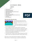 Unit 04 Component Client View Methods