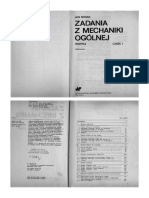 Mechanika Techniczna I - Misiak ,,1.Statyka''