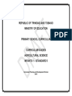 1 Curriculum Guides Agricultural Science