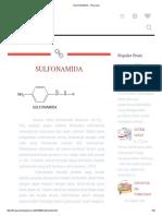 SULFONAMIDA ~ Pharmacy