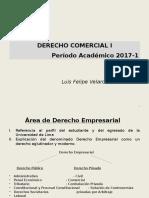 DERECHO COMERCIAL I (2017-1) - Temas 1-4+RRPP