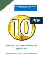 Manual Sobre Los 10 Inhibidores de La Felicidad Humana