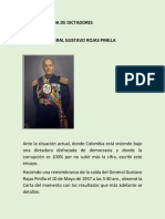 Colombia Caida de Dictadores Doc Final