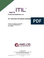 ITIL- 1