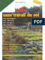 Soltner Dominique - Un Jardin Sans Travail Du Sol