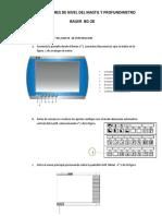 Ajuste Sensores de Nivel Del Mastil y Profundimetro Bg's