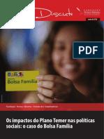 Fpa Discute Bolsa Família