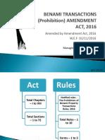 Benami Property Act New Final