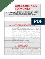 01 Lecciones de Economía Con El Profesor Huerta de Soto. Programa