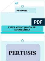 Mini Refrat Ester Pertusis