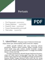Pertusis (EPILAR)