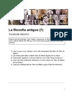 Tales de Mileto (libro de texto de César Tejedor Campomanes)