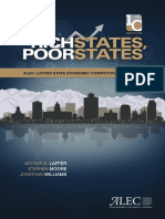 Rich States, Poor States, 10th Edition