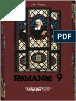 Romanos 9 - Wesley