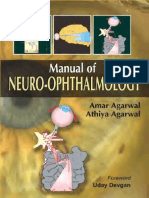 Agarwal - Manual of Neuro Ophthalmogy