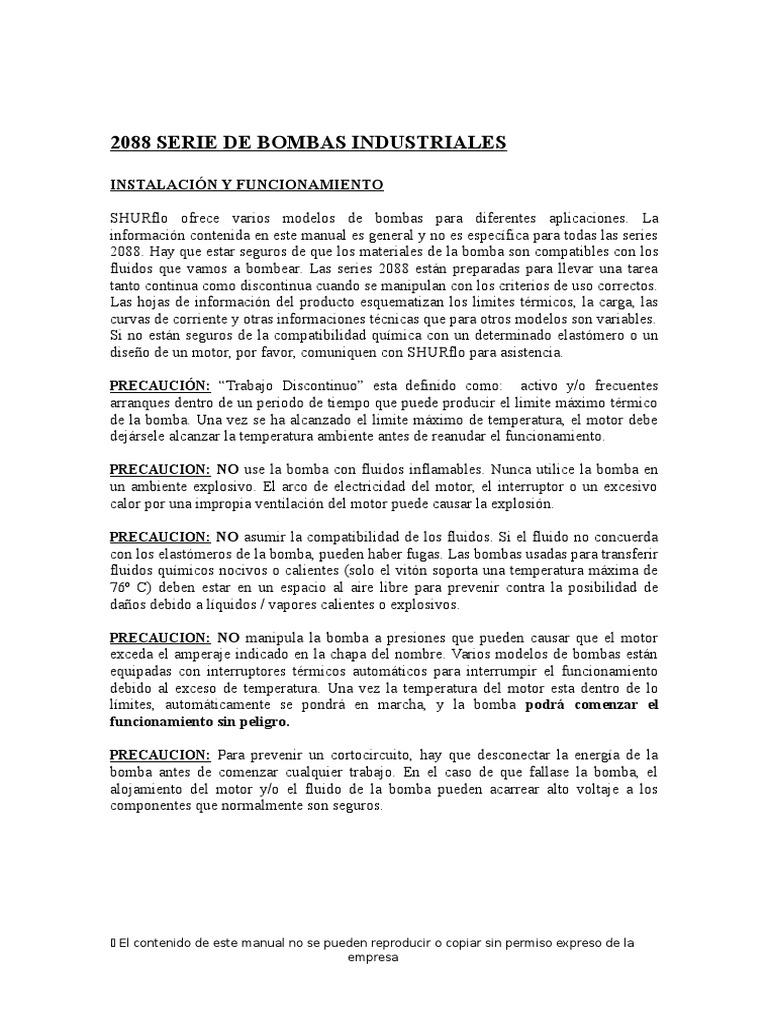 SHURflo-2088XXX-manual-ES.doc