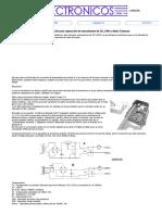 Fuente de Alimentación Para Reparación de Mecanismos de CD, DVD,.