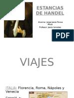 Estancias de Handel