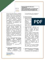 Resumen - Modificacion de Normativa de Reclamos