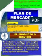Clase 2 y 3. Plan de Mercadeo ( 2 Sesiones )