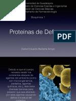 Proteinas de Defensa