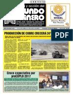 Mundo Minero Marzo- Abril 2017
