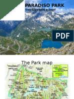il parco del gran paradiso