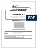 Laboratorio N1 Estabilidad Transitoria
