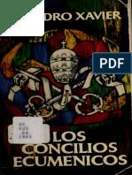 LOS CONCILIOS