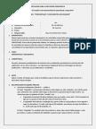 Esquema de Propuesta de Practica Pedagogica