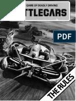 Battlecars Rulebook