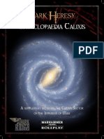 Encyclopedia Calixis v0.4