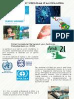 Nanotecnologia America Latina