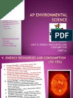 apes review five energy parta handout