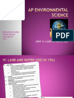 apes review four landandwateruse handout