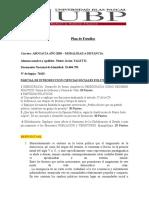 PARCIAL DE INTRODUCCION A CIENCIAS POLITICAS SOCIALES II.docx