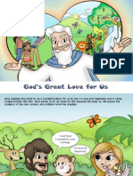 God's Great Love for Us