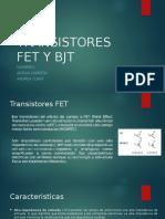 Transistores Fet y Bjt