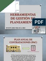 Herramientas de Gestión de Planeamiento Pac y Pad (1)