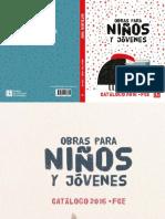 Catálogo Niños 2016